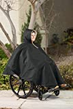Comfort Finds Wheelchair Winter Poncho