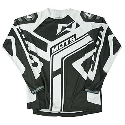 Talla XXL Mots MT2104XXLA Trial Step 2 Camiseta Azul
