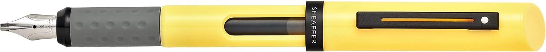 1 x F/üllfederhalter, 3 x Feder, 4 x sortierte Farbpatronen blau Sheaffer Kalligraphie F/üller Set Mini
