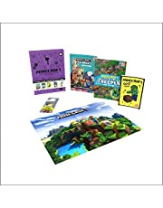 Minecraft: The Ultimate Explorer's Gift Box