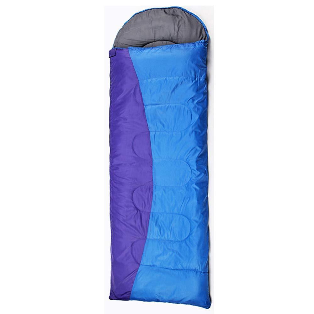 LAIABOR Jahreszeiten Camping Schlafsäcke Kann mit doppeltem Schlafsack umgeschlafen Werden, der für Erwachsene im Freien Gilt.