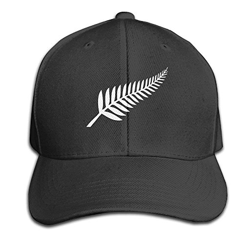 Wibenki Bang New Zealand Rugby Snapback Baseball Cap Hats Black