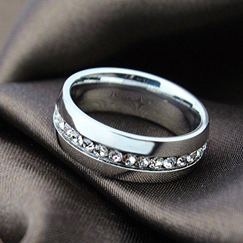 Buy rhinestone rings for women bulk