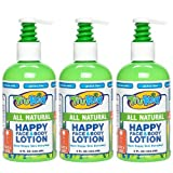 TruKid 3 Pc Value Pack: Trukid Happy Face & Body Lotion – Super Safe & Sensitive Lotion Review