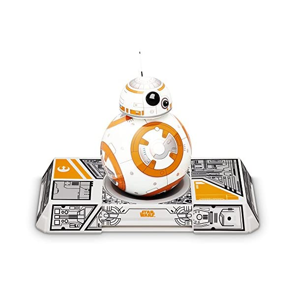 51SZvOCOA%2BL. SS600  - BB-8 App-Enabled Droid by Sphero with Trainer