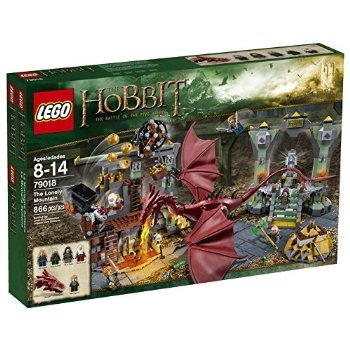 LEGO Hobbit Mountain 79018 79018 The Lonely Lonely Mountain おもちゃ [並行輸入品] B00RACXRYC, 大栄ペイント:920f1547 --- ijpba.info