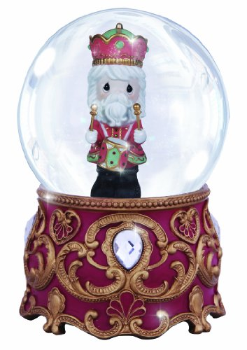 Precious Moments Annual Nutcracker with Drum Waterball