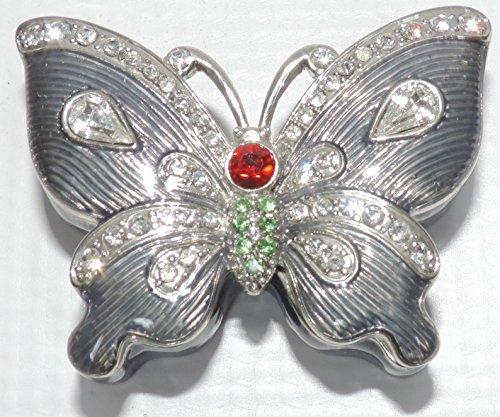 Butterfly Trinket Box (Lavender) ()