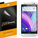 [6-Pack] SUPERSHIELDZ- High Definition Clear Screen Protector For HTC One M8 + Lifetime Replacements Warranty The All New HTC One M8 Screen Protector [AT&T, Verizon, Sprint, T-mobile, All Carriers] [6-PACK] - Retail Packaging