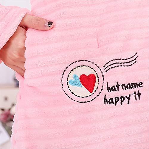 Sport Domicilio Sleep Sets Polar Suave Pijamas Gruesa Invierno Baijuxing A 2 De Otoño Franela Casual E Cálido L Servicio Coral Mujer Pants qwEFTRnaz
