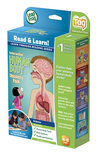 LeapFrog LeapReader Interactive Human Body Discovery Set (works with Tag) by LeapFrog (Image #12)