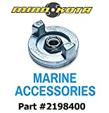 "Minn Kota MKP 30 Sacrificial Anode Replacement (3 1/4"" and 3 5/8"")"