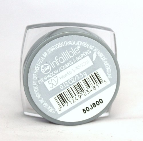 Loreal Limited Edition Infallible Eyeshadow - 507 Primped &
