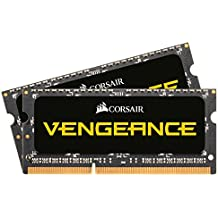 Corsair Vengeance Performance Memory Kit Unbuffered SODIMM 16 DDR3 1866 DRAM CMSX16GX3M2C1866C11 1.35V