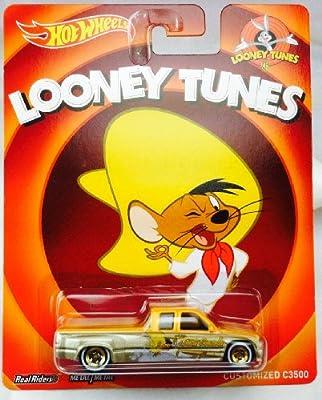 Amazon.com: HOT WHEELS LOONEY TUNES SPEEDY GONZALEZ CUSTOMIZED C3500: Everything Else