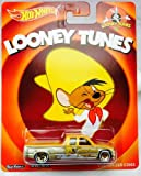 HOT WHEELS LOONEY TUNES SPEEDY GONZALEZ CUSTOMIZED C3500