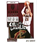 Basketball NBA 2018-19 Panini Contenders Season Ticket #84 Kyle Korver #84.