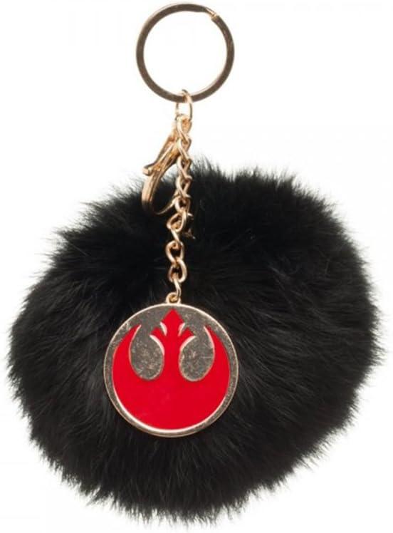 Star Wars Rogue One Empire Furry Pom Pom Handbag Charm