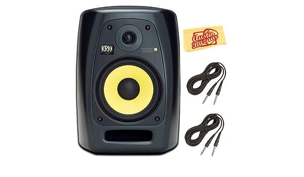 KRK VXT8 Studio Monitor altavoz de mano con instrumento de ...