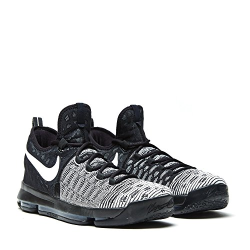 buy popular 5bf1b 735bb Nike Men s Zoom KD 9 Black White 843392-010 (Size  8.5) - Buy Online in  UAE.   Shoes Products in the UAE - See Prices, Reviews and Free Delivery in  Dubai, ...