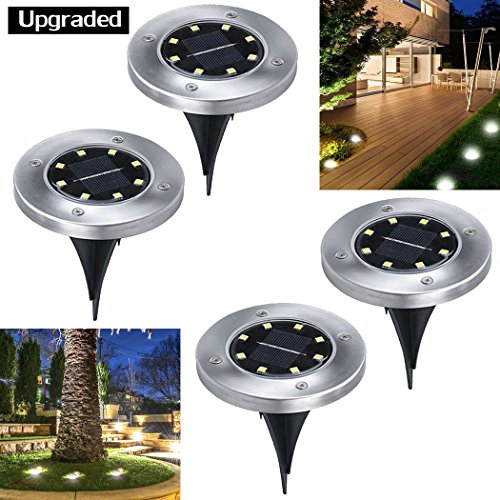 Ground Lighting For Outdoors