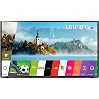 LG 43UJ6300 43-inch LED 4K 2160p TruMotion 120 HDR Smart HDTV (No Stand) (Certified Refurbished)