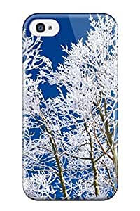 High Quality ZippyDoritEduard Snow S Skin Case Cover Specially Designed For Iphone - 4/4s