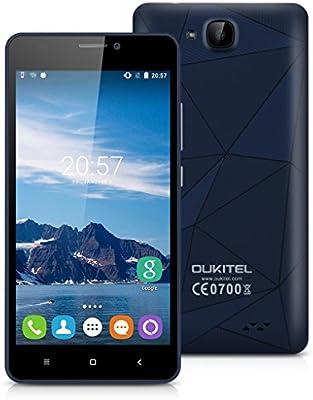 oukitel C3 Android 6.0 Quad Core Smartphone 5.0 Pulgadas Multi ...