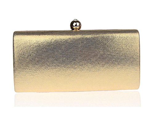 Soirée Sac Mariage Black Main épaule à De Sac De Mini De Embrayage GSHGAWomen Gold 5xPwnq6HXU