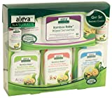 Aleva Naturals Bamboo Baby Gift Set (Pack of 4)