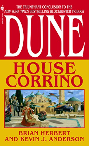 Dune House Corrino Prelude Book ebook product image