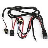 Amazon.com: Streetglow OPHLSRD OPTX Red Headlight Strobe ... on