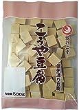 鶴羽二重高野豆腐1/4カット 500g