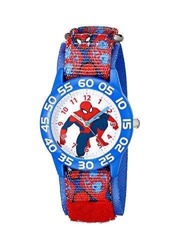 marvel-kids-w001994-spider-man-analog-display-analog-quartz-blue-watch