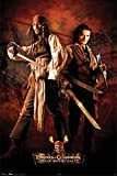 Best Culturenik Man Posters - Pirates of the Caribbean 2 Dead Man's Chest Review