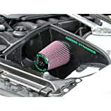 Cold air intake for BMW 323i/328I E46 99-00 on w/integral heat shield