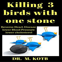 Killing 3 Birds with One Stone Audiobook by Dr. Kotb Narrated by Danielle Piper