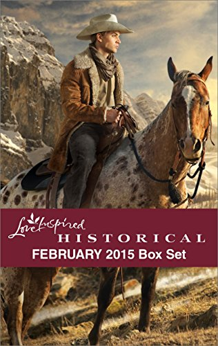 book cover of Love Inspired Historical February 2015 Box Set