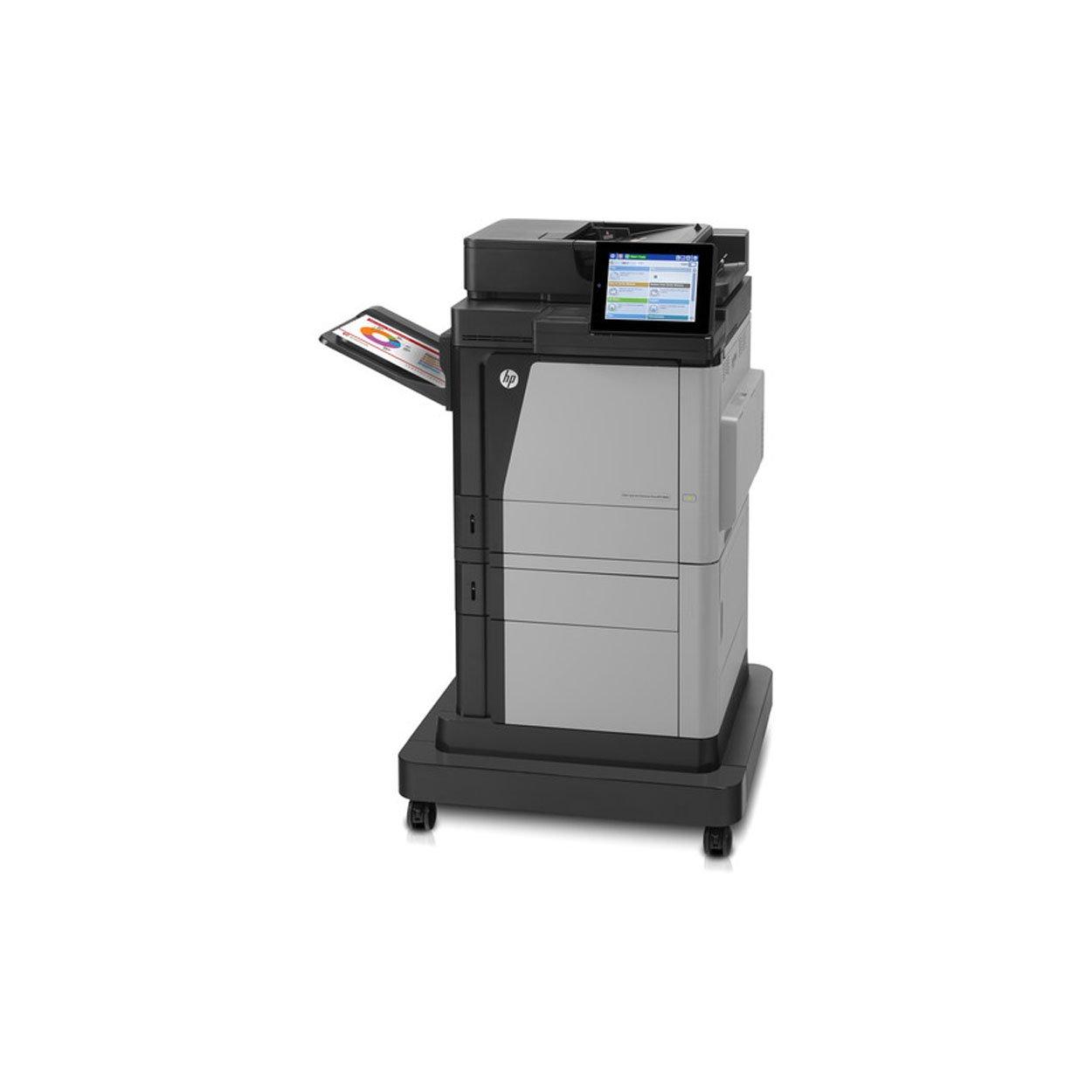 Amazon.com: HP Color Laserjet Enterprise MFPM680f, Copy/Fax ...