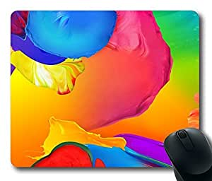 Mouse Pad Galaxy S5 Paint Desktop Laptop Mousepads Comfortable Office Mouse Pad Mat Cute Gaming Mouse Pad