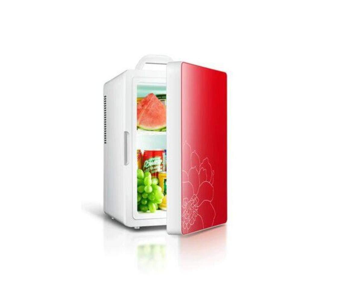 CTO- Mononuclear Car Refrigerator Car Home Dual Mini Fridge Freezer Small Household Refrigerators Insulation,A,Refrigerator