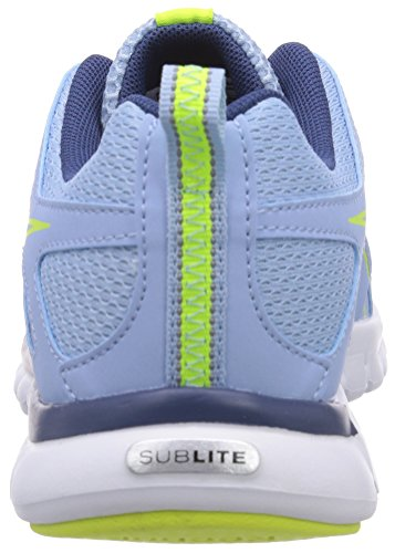 Glow Batik MT Bleu White Entrainement Blk Femme Running Denim Solar Escape Sublite Blue Reebok Yellow q81FSS
