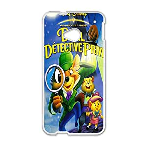 Basil detective prive Case Cover For HTC M7