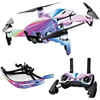 MightySkins Skin for DJI Mavic Air Drone - Rainbow Zoom | Max Combo Protective, Durable, and Unique Vinyl Decal wrap cover | Easy To Apply, Remove, and Change Styles | Made in the USA