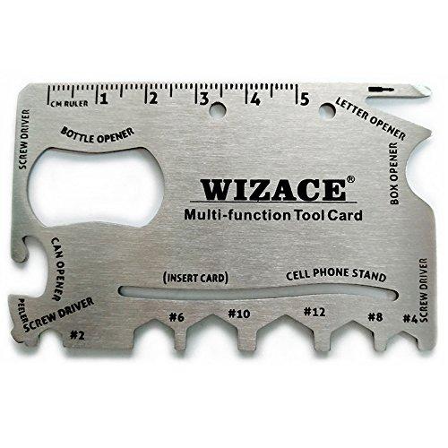 Wallet Ninja 18-in-1 Tool Set of 2 - 6