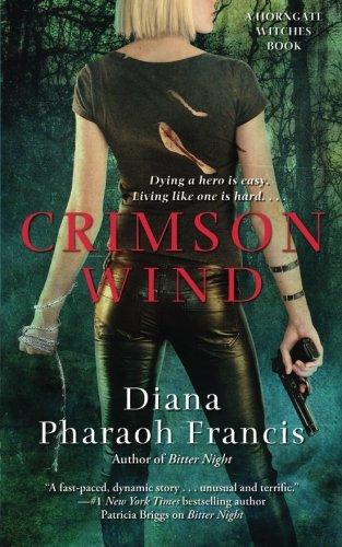 book cover of Crimson Wind