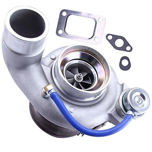 (For 03-07 Dodge Ram 2500/3500 Cummins 6BT 5.9L diesel I6 HY35W T3 Turbo Charger)