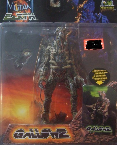 Mutant Earth - Gallowz (Mutant Earth) Action Figure
