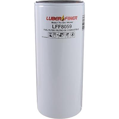 Luber-finer LFF8059 Heavy Duty Fuel Filter: Automotive