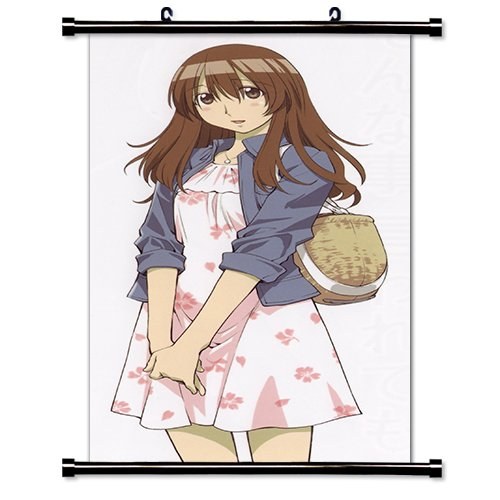 Genshiken Anime Fabric Wall Scroll Poster (32 x 70) Inches[A]-Gen-14 (L)